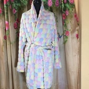 Warm and fuzzy Robe